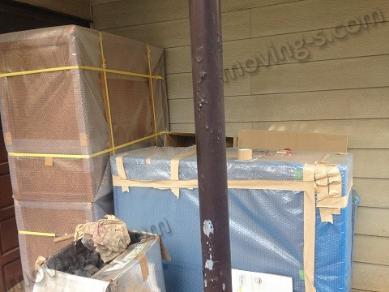 元々梱包されている家具はそのまま運べますか?